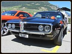 Pontiac Firebird, 1968 (v8dub) Tags: pontiac firebird 1968 schweiz suisse switzerland american muscle pony pkw voiture car wagen worldcars auto automobile automotive old oldtimer oldcar klassik classic collector