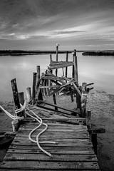 veldrif winter9 (WITHIN the FRAME Photography(5 Million views tha) Tags: abandoned jetty westcoast veldrif southafrica estuary detail broken decay fuji xt1