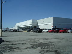 Former Canadian Tire (zayre88) Tags: canadiantire tire gatineau