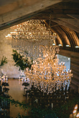 Permanent Installations - Versailles Chandeliers at The Brodie Homestead