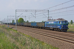 ET22-1013 Skowarcz/Poland (Gridboy56) Tags: poland pkp pkpcargo skowarcz railways railroad railfreight europe electric trains train locomotive locomotives et22 et221013
