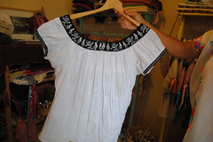 Zoque Blouse Chiapas Mexico (Teyacapan) Tags: blusas zoque mexico chiapas blouses