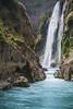 Cascada (cris.roro) Tags: water waterfall mexico blue huasteca sanluispotosi tamul