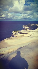 Wedding cake rock track, Sydney (Raja Islam) Tags: wedding cake rock track sydney sea water bush walk