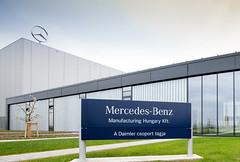 MERCEDES BENZ KECSKEMET HUNGARY (SAUD AL - OLAYAN) Tags: mercedes benz kecskemet hungary