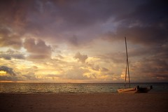 We have reached our Destination.. (icemanphotos) Tags: sunset male colors island boat sand paradise calming nobody lagoon shore zen catamaran relaxation maldives luxury
