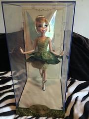 Tinker Bell Fairies Designer (Disney Dolls Fan) Tags: store doll dolls bell designer tinkerbell disney pan fairies limited edition tinker fee poupee clochette