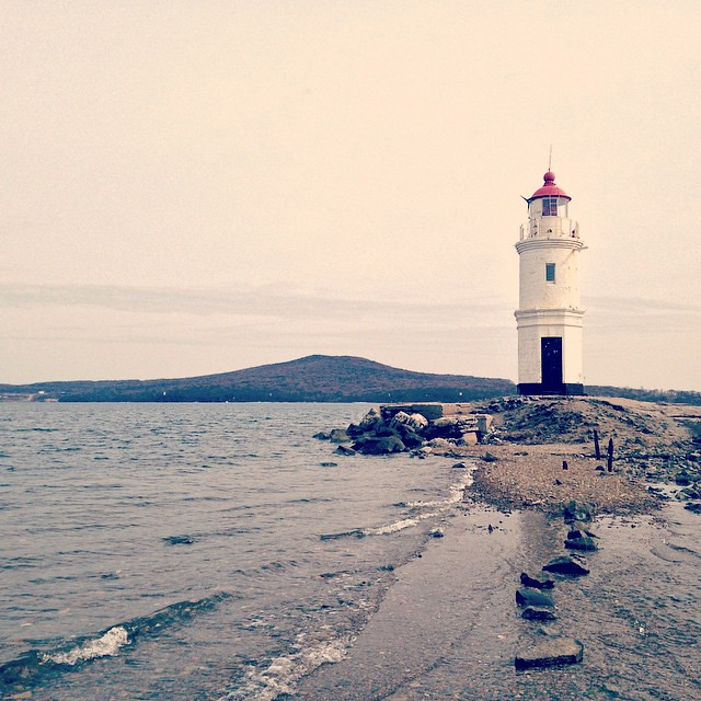 фото:      ... #Travel #Vladivostok #Russia #Владивосток #Lighthouse