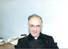 Fr. Ignatius Pennisi (BC High Archives) Tags: jesuits pennisi