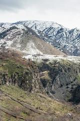 Spring is Here (Dr. Harout) Tags: mountain snow nature landscape spring rocks view sony armenia tamron slt amount garni dyxum  kotayk    slta99v tamronsp9028diusd
