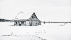 Abandonned Ottawa valley homestead in winter (I saw_that) Tags: cool uncool cool2 cool5 cool3 cool6 cool4 cool7 uncool2 uncool3 iceboxcool