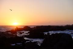 Pacific Grove Sunset (Xaf) Tags: california sunset usa atardecer highway1 eua fujifilm puestadesol pacificgrove asilomar hwy1 eeuu pacifichighway fujifilmxe2 esfujifilmx