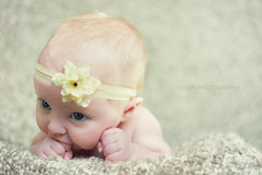 Estelle (Gikon) Tags: portrait baby cute eyes nikon adorable newborn estelle deptoffield 35mmf18 d7100 gikon