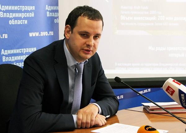 Роман Русанов подал в отставку