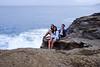 Cousins (MC Labrador) Tags: hawaii cliffs honolulu portlock chinawall