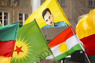 Kurdish Flags