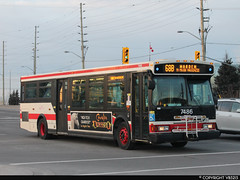 Toronto Transit Commission #7486 (vb5215's Transportation Gallery) Tags: ttc toronto transit commission 2003 orion vii