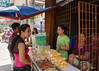 Snack vendor (ronnie.savoie) Tags: santiago philippines vendor smack isabela luzon chicharon adobongmani