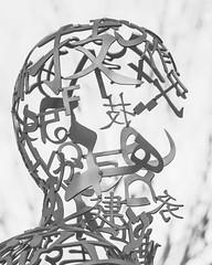 Numbers, Letters & Symbols_4020 (adp777) Tags: letters symbols juameplensa numberssymbolsletters wavesiii davidsoncollegesculpture