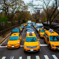 (Pascal_Schwartz) Tags: newyorkcity usa newyork yellow nikon taxi amerika