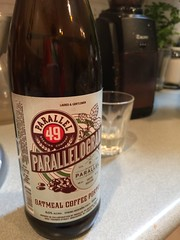 Best beer of 2015 Parallel 49th brewery collaborates with 49th parallel coffee roasters! result:delicious parallelogram oatmeal coffee porter (roland) Tags: beer coffee vancouver porter stout parallelogram fortyninthparallel parallel49brewingcompany