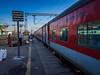 "Hajrat Nizamuddin Railway Station <a style=""margin-left:10px; font-size:0.8em;"" href=""http://www.flickr.com/photos/41134504@N00/17181854212/"" target=""_blank"">@flickr</a>"