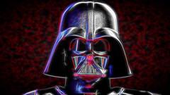 darthvaderGlow (DigitalElegance) Tags: wallpaper star starwars helmet glowinthedark darth glowing wars vadar darthvadar maythefourth digitalelegance