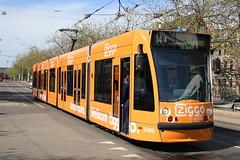 Lijn 14 -> Flevopark (AMSfreak17) Tags: amsterdam siemens tram 13g trams gvb ov elandsgracht combino vervoer openbaar 14g 2085 ziggo amsfreak17 ziggotram