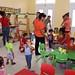 Más de 800 niños y niñas del Cibao inician en sus estancias infantiles