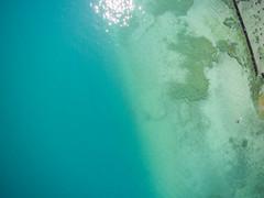 Jaws (NT) Tags: from summer sky lake annecy water alpes landscape vacances holidays eau altitude lac du rhne ciel savoie t paysage vue vacaciones haute 4k rhone drone baignade hauteur q500 yuneec