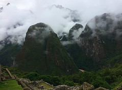 Amazing Sunny or Cloudy - IMG_3746 (Toby Garden) Tags: machu picchu peru sea clouds mountains ruins