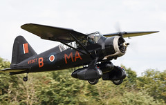 Westland Lysander (Beth Hartle Photographs2013) Tags: shuttleworthcollection oldwarden british aircrafts cars tractors vintage historic agricultural lysander westland