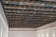 Different room ceiling beams (petyr.rahl) Tags: spain aljafera zaragoza aragn es
