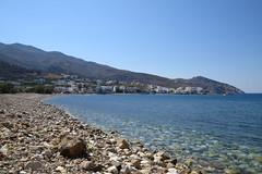 IMG_0399 beach (john blopus) Tags: naxos   hellas greece  island cyclades  beach  sea   water