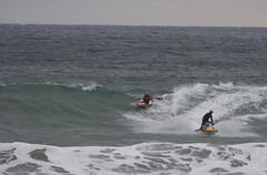 Tao Berman, Tow-In Big Wave Surf Kayak practice, Jalama Beach, CA (tay.burch) Tags: big surf kayak wave practice tao berman jalama towin