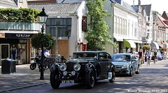 Bentley Blue Train Mark VI 1951 (XBXG) Tags: auto old uk blue england holland classic netherlands car train vintage automobile mark nederland voiture british paysbas coupe v8 bentley vi coup engeland 1951 ancienne mk6 anglaise ar0572
