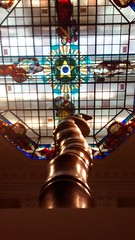 Santander Cultural (Gijlmar) Tags: brazil art southamerica brasil arte portoalegre stainedglass brasilien vitrail glasmalerei riograndedosul brasile brsil vitral amricadosul brennand brazili amriquedusud amricadelsur vitraj vitray vitrall witra  gebrandschilderdglas  vegfests