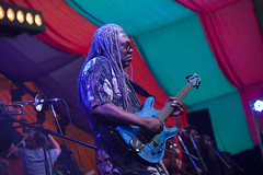 George Clinton @ Mostly Jazz Festival 9 (preynolds) Tags: concert gig livemusic dof canon5dmarkii mark2 raw tamron2470mm guitar guitarist dreadlocks festival birmingham moseleyprivatepark moseley counteractmagazine noflash music musician mostlyjazz2016 stage stagelights