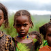Portrait of Borana children