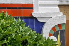 Hoover Building Perivale (Phil Beard) Tags: london architecture factory architecturaldetail artdeco perivale egyptianstyle wallisgilbert