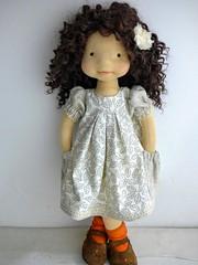 waldorf doll 20 inch (Dearlittledoll) Tags: waldorf montessori waldorfdoll steinerdoll naturaldoll dearlittledoll