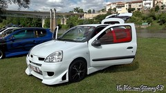 RENAULT CLIO (gti-tuning-43) Tags: renault clio tuning tuned modified modded meeting show expo aurecsurloire 2016 cars auto automobile voiture