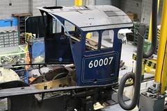 A4 60007 Sir Nigel Gresley 17-06-2016 NRM.3 (routemaster2217) Tags: 7 loco streamlined steamengine sng lner 462pacific 4498 sirnigelgresley 60007 londonnortheasternrailway a4class tenderengine sirnigelgresleylocomotivetrust