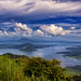 Taal Lake and Volcano, Tagaytay, Philippines