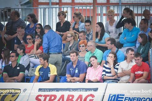 Vaterpolo turnir - publika