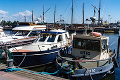 UITTO (Jori Samonen) Tags: uitto boat boats blue sky kruununhaka helsinki finland