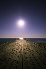 Brygga No1 (JO-Design.se) Tags: ystad nightphoto pier night photography