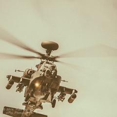 RAF Apache Gunship At Farnborough International Air Display (Peter Greenway) Tags: farnboroughairshow2016 apachegunship fia2016 airdisplay apache helicopter rafhelicopter gunship farnboroughairdisplay airshow farnboroughinternationalairshow