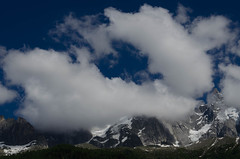 DSC_0693 (RosalbaCalvini) Tags: nuvole montagna montebianco alpi chamonix