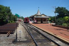 New Hope and Ivyland Railroad (YouTuber) Tags: newhopeandivylandrailroad newhopetrainstation newhope pennsylvania buckscounty